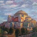 Agia Sofia by Charalampos Laskaris