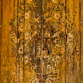 Aging Decorative Door by Lindley Johnson