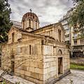 Agios Eleftherios Church by James Billings