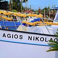 Agios Nikolaos by Jost Houk