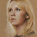 Agnetha by Jaroslaw Blaminsky