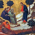 Agony In The Garden 1311 by Duccio