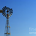 Agricultural Windmill by Inga Spence