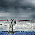 Agriculture Sprinkler by Bryan Mullennix