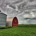 Agriculture Storage Bins Granaries by Mark Duffy