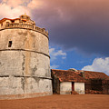 Aguada Fort Goa by Charuhas Images