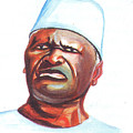 Ahmed Sekou Toure by Emmanuel Baliyanga