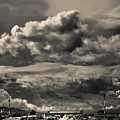 Ahuachapan Infrared by Totto Ponce
