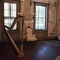 Aiken Rhett House Living Room by Dale Powell