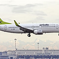 Air Baltic Boeing 737-300 by Amos Dor