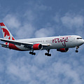 Air Canada Rouge Boeing 767-333 1 by Smart Aviation