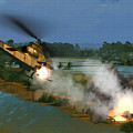 Air Conflicts Vietnam Front by Don Kuing
