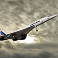Air France Concorde 115 by Smart Aviation