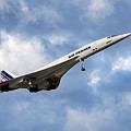 Air France Concorde 118 by Smart Aviation