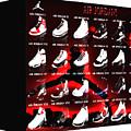 Air Jordan Shoe Gallery II by Brian Reaves