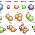 Air Molecules by Spencer Sutton