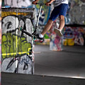 Airborne At Southbank by Rona Black