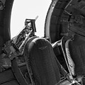 Aircraft Machine Gun Wwii by Chuck Kuhn