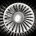 Aircraft Turbofan Engine by Olivier Le Queinec