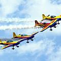 Airshow by Daliana Pacuraru