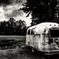 Airstream Reflection by Grant Dupill