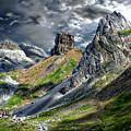Aisa Valley Scenic by Anthony Dezenzio