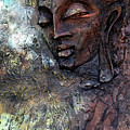 Ajanta Buddha 2 by Shailesh Bodele