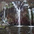 Akron Falls by Ylli Haruni