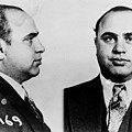 Al Capone by R Muirhead Art