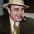 Al Capone Scarface Mafia Crime Boss 20170628 by Wingsdomain Art and Photography