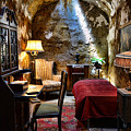 Al Capone's Cell - Scarface - Eastern State Penitentiary by Paul Ward