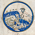 Al-idrisi's World Map by Granger