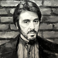 Al Pacino by Sergey Lukashin
