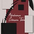 Alabama Crimson Tide Art by Joe Hamilton