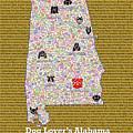 Alabama Loves Dogs by Bradley Bennett