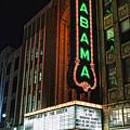 Alabama Theater by Stephen Stookey