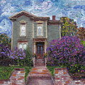 Alameda 1888 - Italianate by Linda Weinstock
