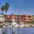 Alamitos Bay Naples 3 by David Zanzinger