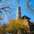 Alamo Portland Cement Factory II by Gary Richards