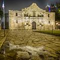 Alamo Reflection by Stephen Stookey