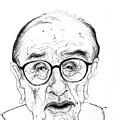 Alan Greenspan by Cartoon Hempman