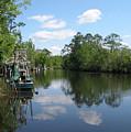 Alaqua Creek by Lori Ceier