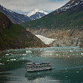 Alaska Endicott Glacier by Heather Coen