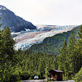 Alaska Glacier B by Chuck Kuhn