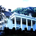 Alaska Governors Mansion by Will Borden