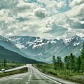 Alaska On The Road  by Chuck Kuhn