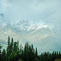 Alaska Range 2 by Mary Carol Story