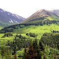 Alaska Scenery II by Chuck Kuhn