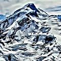 Alaska Volcano by Anthony C Chen