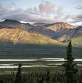 Alaskan Glacial Valley by Travis Elder